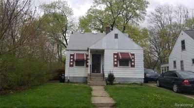 16726 Bramell Street, Detroit, MI 48219 - MLS#: 219048175