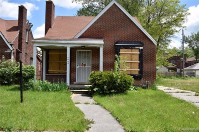 5600 Nottingham Road, Detroit, MI 48224 - MLS#: 219048521