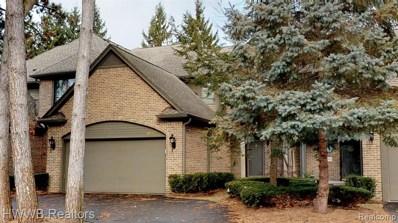 843 Adams Court, Bloomfield Hills, MI 48304 - MLS#: 219048554