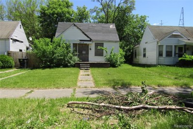 19710 Winthrop, Detroit, MI 48235 - MLS#: 219049182