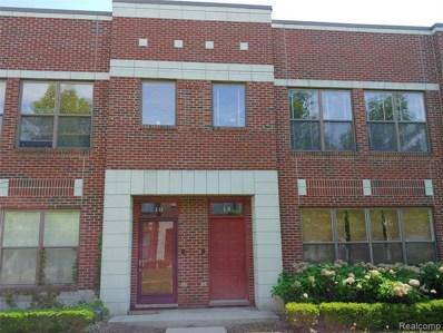 14 W Bethune Street, Detroit, MI 48202 - MLS#: 219049940