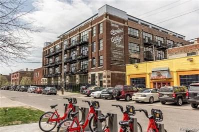 444 W Willis Street UNIT 417, Detroit, MI 48201 - MLS#: 219050268