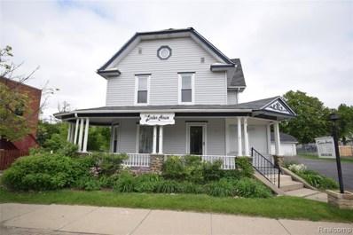 126 N Bridge Street, Linden, MI 48451 - MLS#: 219050533