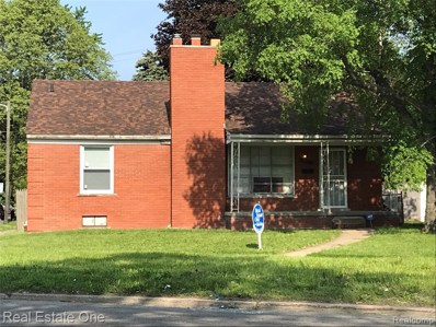 18807 Kelly Road, Detroit, MI 48224 - MLS#: 219050584