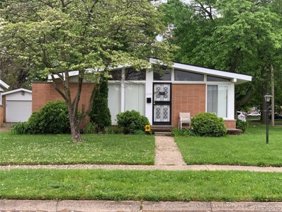 22155 Hessel Avenue, Detroit, MI 48219 - MLS#: 219050713