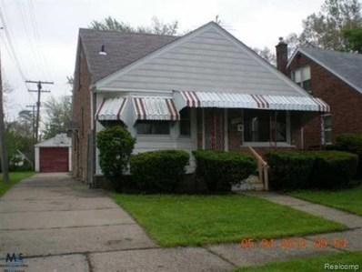 7816 Fielding Street, Detroit, MI 48228 - MLS#: 219051074