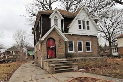 3835 Courville Street, Detroit, MI 48224 - MLS#: 219051352
