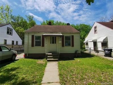 19130 McCormick St Street, Detroit, MI 48224 - MLS#: 219051414