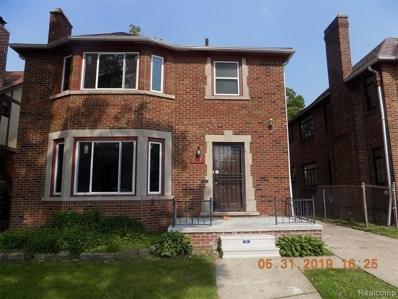 18020 Roselawn Street, Detroit, MI 48221 - MLS#: 219051750