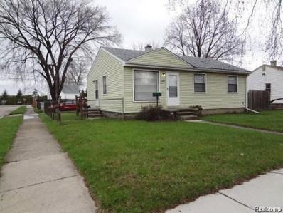 19141 Mansfield Street, Detroit, MI 48235 - MLS#: 219052591