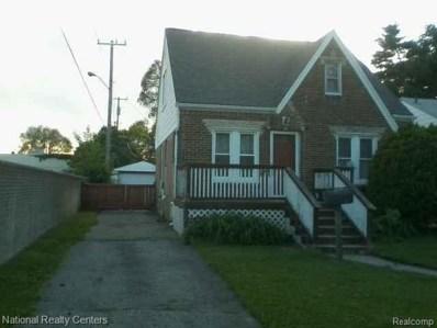157 Saint Louis Street, Ferndale, MI 48220 - #: 219052696