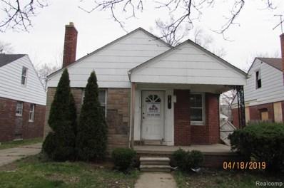 12745 Payton Street, Detroit, MI 48224 - MLS#: 219052837