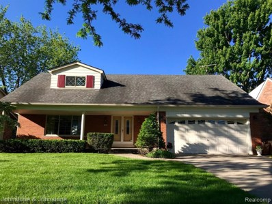 1387 Edmundton Drive, Grosse Pointe Woods, MI 48236 - MLS#: 219053014