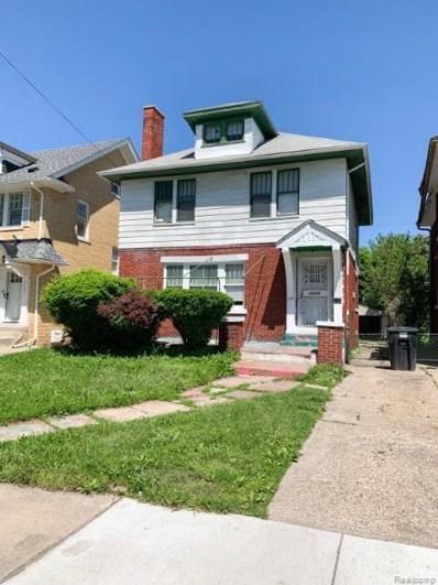 2486 Atkinson Street, Detroit, MI 48206 - MLS#: 219053184