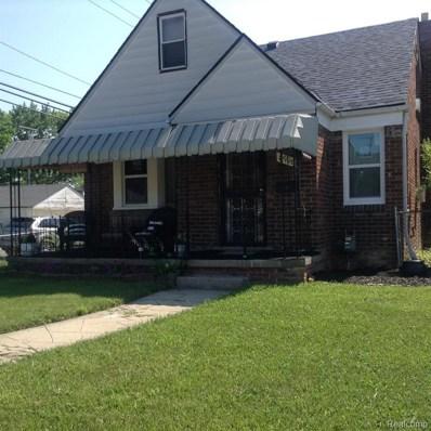 8906 Grandville Avenue, Detroit, MI 48228 - MLS#: 219053213