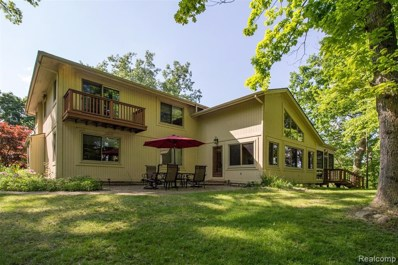 4879 Canyon Oaks Drive, Brighton Twp, MI 48114 - #: 219053294