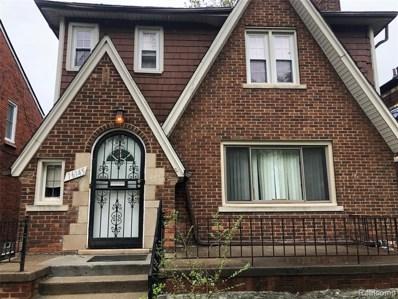16145 Muirland Street, Detroit, MI 48221 - MLS#: 219054241