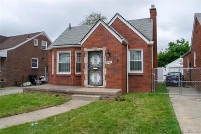8843 Coyle Street, Detroit, MI 48228 - MLS#: 219054351