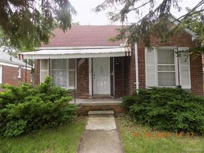 20146 Gallagher Street, Detroit, MI 48234 - MLS#: 219054469