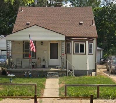 20034 Waltham Street, Detroit, MI 48205 - MLS#: 219054534