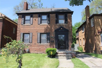 18981 Northlawn Street, Detroit, MI 48221 - MLS#: 219054668