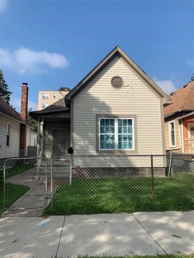 1951 25TH Street, Detroit, MI 48216 - MLS#: 219054770