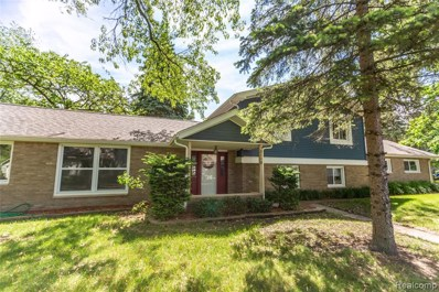 3119 Arbutus Street, Commerce Twp, MI 48382 - MLS#: 219055206