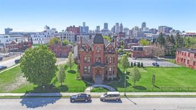 98 Edmund Place, Detroit, MI 48201 - MLS#: 219055409