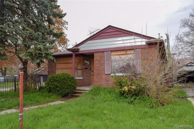15401 Hazelridge Street, Detroit, MI 48205 - MLS#: 219055543