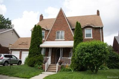 16585 Muirland Street, Detroit, MI 48221 - MLS#: 219055620