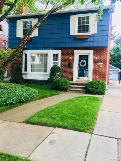 531 N Elizabeth Street, Dearborn, MI 48128 - #: 219055628