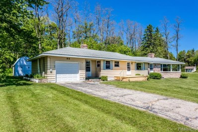 93 N Lake Street, Port Sanilac Vlg, MI 48469 - MLS#: 219055721