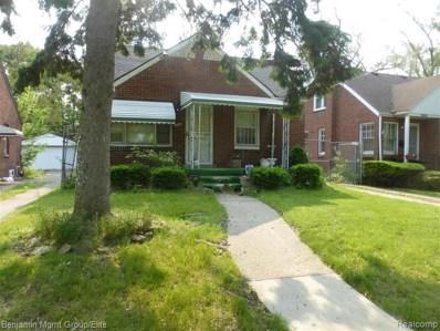 18312 Grandville Avenue, Detroit, MI 48219 - MLS#: 219056406