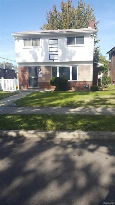 4094 W Buena Vista Street, Detroit, MI 48238 - MLS#: 219056840