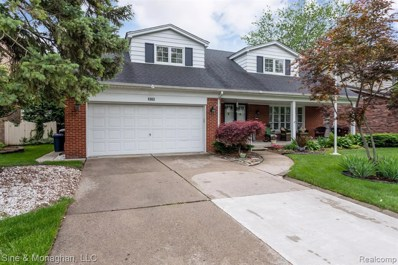 1363 Edmundton Drive, Grosse Pointe Woods, MI 48236 - MLS#: 219057701