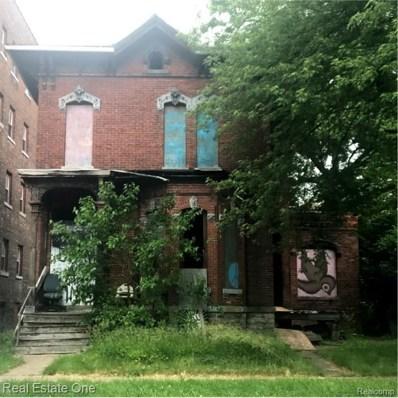 3644 Lincoln Street, Detroit, MI 48208 - MLS#: 219058014