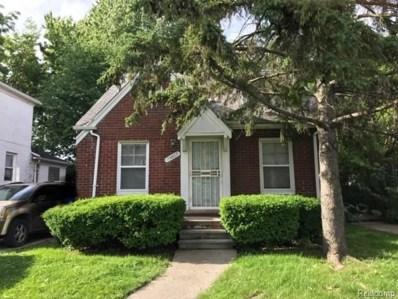 15867 Faircrest Street, Detroit, MI 48205 - MLS#: 219058205