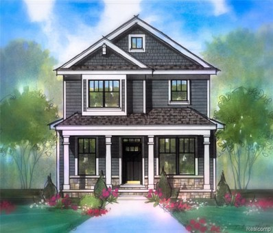 838 Princeton ( Lot A ) Road, Berkley, MI 48072 - MLS#: 219058604