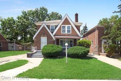 15783 Ward Street, Detroit, MI 48227 - MLS#: 219058837