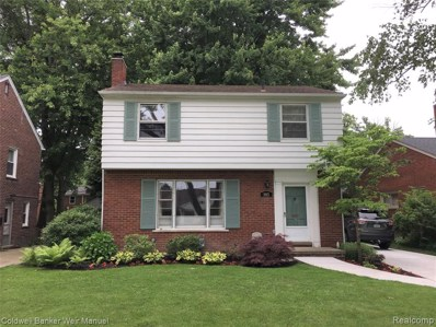 1915 Stanhope, Grosse Pointe Woods, MI 48236 - MLS#: 219058884