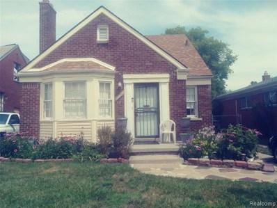 17156 Prest Street, Detroit, MI 48235 - MLS#: 219058935