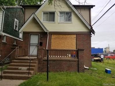 15324 Cruse Street, Detroit, MI 48227 - MLS#: 219059137
