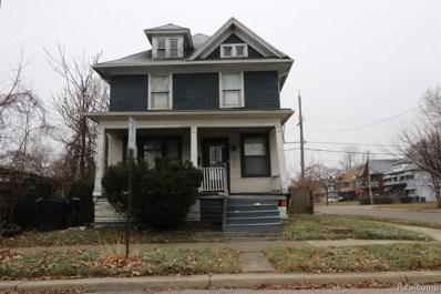 7377 Hanover Street, Detroit, MI 48206 - MLS#: 219059224