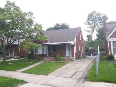 18459 Hubbell Street, Detroit, MI 48235 - MLS#: 219059942
