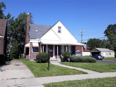18313 Mendota Street, Detroit, MI 48221 - MLS#: 219060435