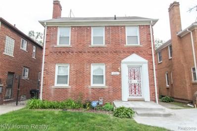 18224 Appoline Street, Detroit, MI 48235 - MLS#: 219060460