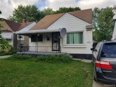 7262 Memorial Avenue, Detroit, MI 48228 - MLS#: 219061374
