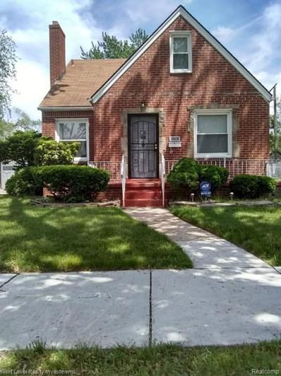 19428 Gallagher Street, Detroit, MI 48234 - MLS#: 219061401