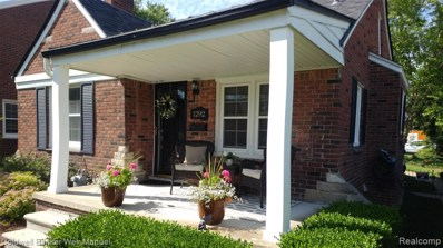 1292 Hampton Road, Grosse Pointe Woods, MI 48236 - MLS#: 219061636