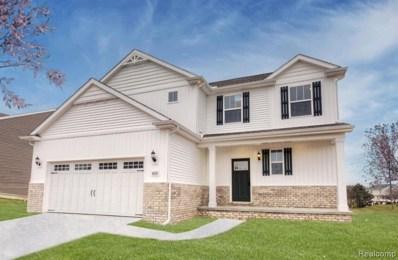 1435 Bluff Drive (Homesite 56), Oceola Twp, MI 48843 - #: 219063091